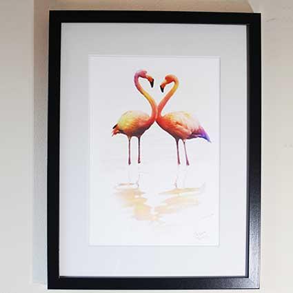Framed and unframed Prints